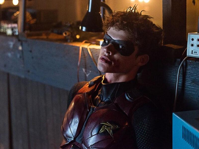 Titãs: DC Comics provoca revelando Capuz Vermelho na próxima temporada