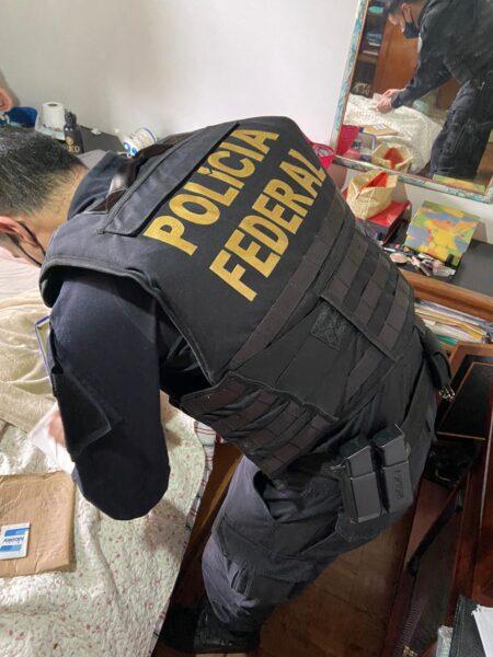 Polícia Federal investiga utilização de mulas para tráfico internacional de drogas