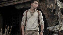 Sony anuncia fim das filmagens de Uncharted