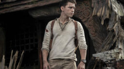 Uncharted: Tom Holland divulga primeira foto de Nathan Drake