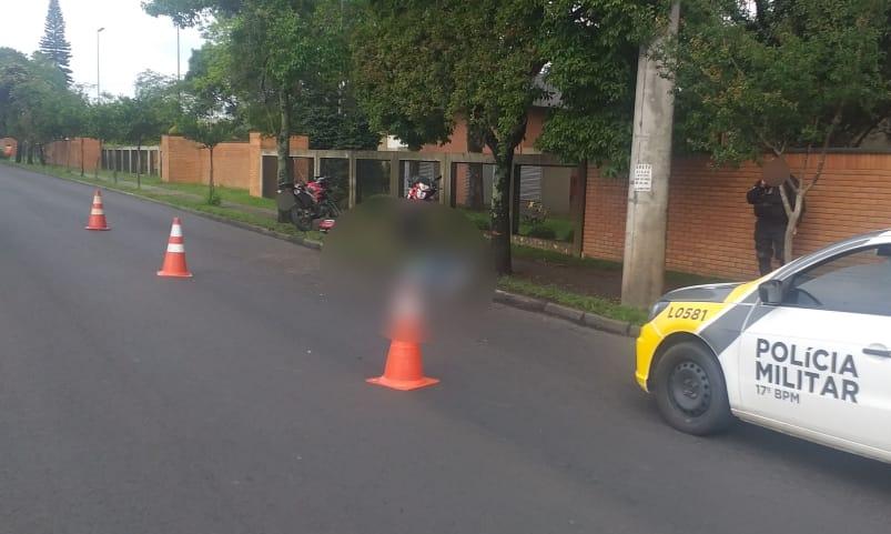 Vigilante morre após colidir com árvore quando terminava plantão em São José dos Pinhais