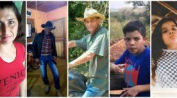 Vítimas do acidente na BR-277 são identificadas e sepultadas nesta terça-feira (27)