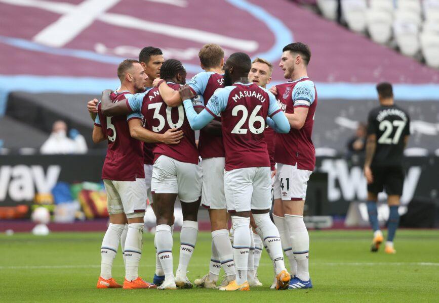 West Ham e City ficam só no empate e seguem brigando no meio da tabela da Premier League