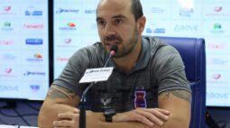 Allan Aal lamenta empate, mas comemora melhor desempenho da equipe