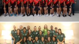 Athletico e Toledo/Coritiba fazem o primeiro clássico no Brasileirão Feminina A2