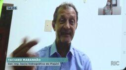 Está proibida a pesca de algumas espécies nativas da bacia hidrográfica do Paraná