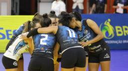 Curitiba Vôlei tem jogo adiado por casos de covid-19 no Flamengo