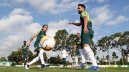 Palmeiras é surpreendido com pedido de testes de covid-19 na chegada ao Equador