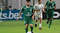 Fluminense mira atacante do Goiás para compor elenco em 2021