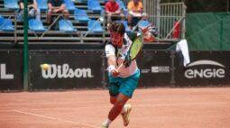 Seis brasileiros se classificam para as oitavas do São Paulo Open Tennis