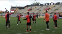 Sampaio Corrêa recebe o Brasil de Pelotas pela Série B