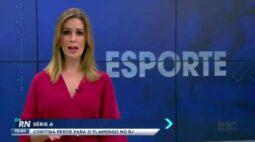 Athetico vence o Santos na Arena