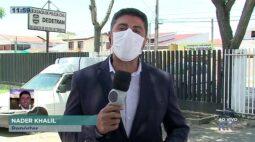 Laudo aponta que motorista suspeito de atropelar e matar idoso em Curitiba estava a 90 KM/h