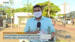 Atividades extracurriculares da rede estadual, serão realizadas em Cascavel