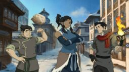 A Lenda de Korra chega à Netflix em dezembro