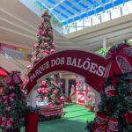 No Jockey Plaza, o Natal será nas alturas