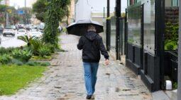 Verão começa com chuva em quase todo o Paraná