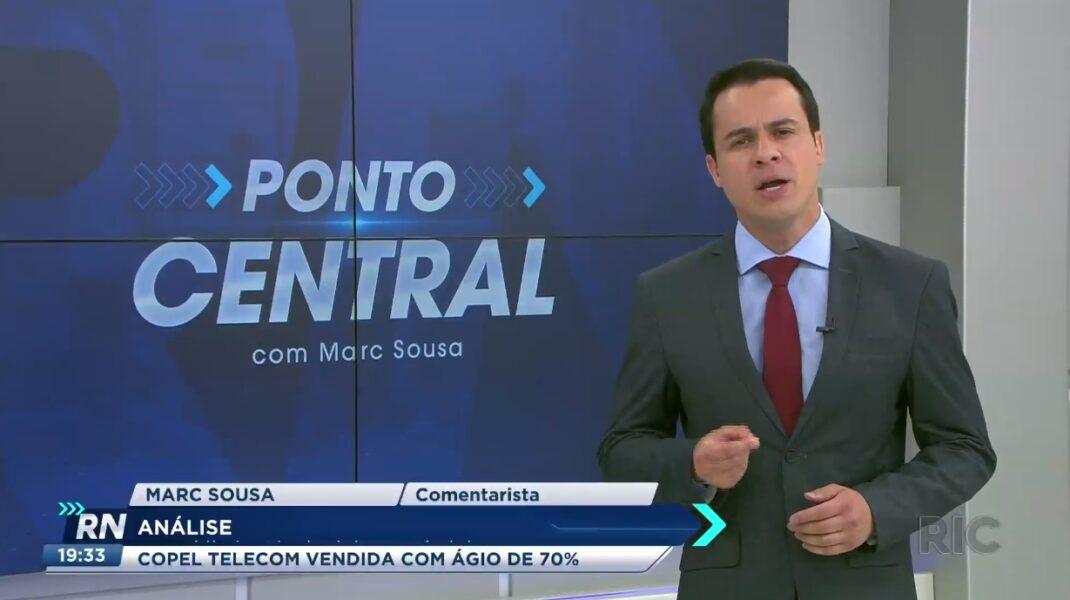O Paraná ganha ou perde com a venda da Copel Telecom?
