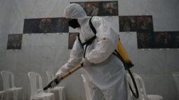 Número de casos ativos de Covid-19 em Curitiba atinge maior número desde início da pandemia