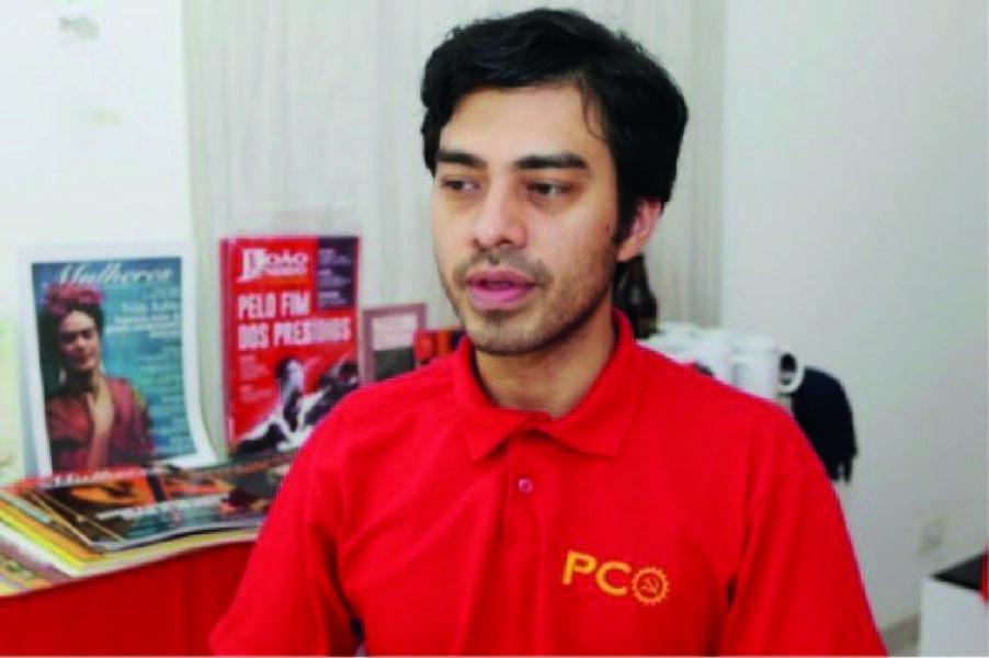 Conheça o candidato à prefeitura de Curitiba, Diogo Furtado