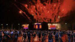 Expotrade recebe primeira festa de música eletrônica com distanciamento social no Brasil