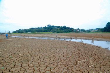 Crise hídrica coloca em risco o fornecimento de água tratada em Cascavel