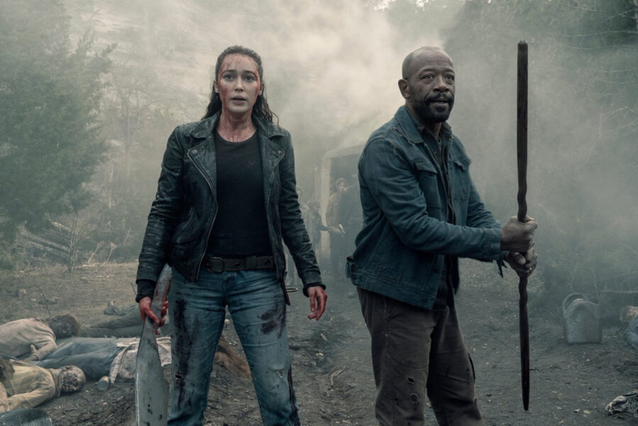 Fear The Walking Dead ganha trailer de final da 6ª temporada