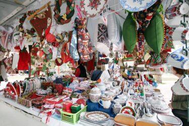 Feirinhas de Natal começam nas Praças Osório e Santos Andrade