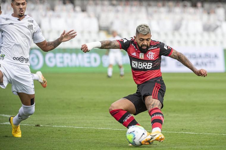 Gabigol desfalca Flamengo contra o São Paulo; confira a lista de relacionados