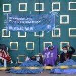Justiça mantém prova do PSS, mas solicita explicações ao secretário da Educação; greve continua