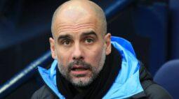 """Guardiola nega que duelo com Chelsea no Inglês seja """"prévia"""" da Champions"""