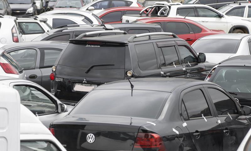 Setran promove leilão com 194 veículos a partir de R$ 400