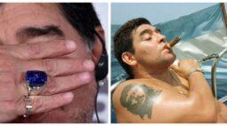 Imóveis, carros e joias: veja a herança de R$ 3 bilhões de Maradona