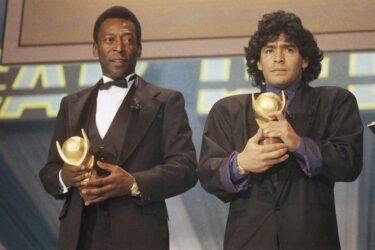Confira algumas fotos históricas de Maradona
