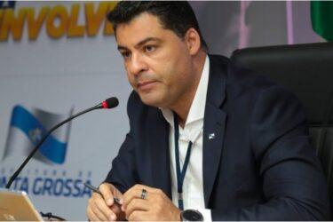 Marcelo Rangel tem 68% de aprovação em Ponta Grossa, diz Big Data