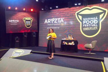 Maringá Food Festival marca retomada dos eventos em Maringá