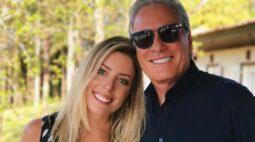 Filha de Roberto Justus revela que pode ter pego coronavírus usando máscara de tricot
