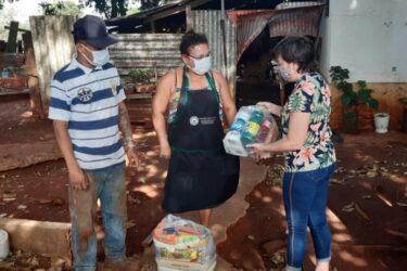 Mesa Brasil soma mais de duas mil toneladas de doações arrecadadas em 2020