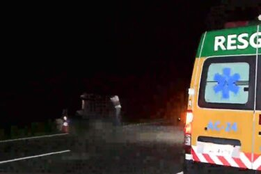 Jovem morre após ser baleado e atropelado na Grande Curitiba