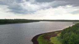 Vítima de naufrágio no Lago de Itaipu permanece desaparecida