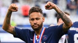 Com Neymar, Uefa divulga seleção do futebol europeu em 2020