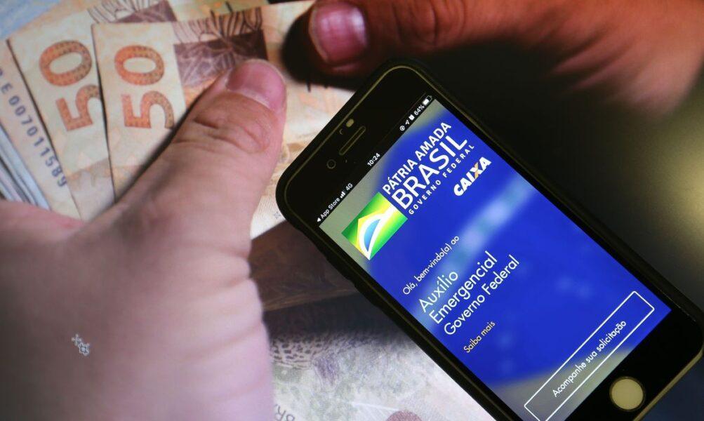 Caixa faz hoje o novo pagamento do auxílio emergencial