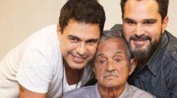 Morre Francisco Camargo, pai de Zezé e Luciano