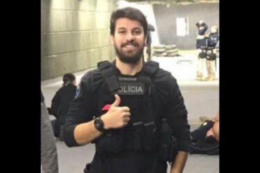 Policial vítima de infarto aos 33 anos é sepultado no Paraná