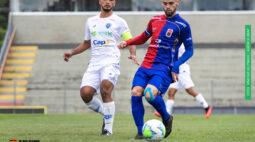 Paraná conquista segunda vitória no Brasileirão de Aspirantes