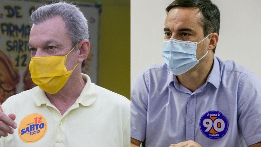 Tempo real: resultado do segundo turno da eleição 2020 para prefeitura Fortaleza (CE)