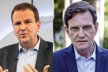 Tempo real: resultado do segundo turno da eleição 2020 para prefeitura Rio de Janeiro (RJ)