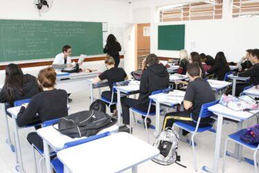 Inscrições para professores temporários começam nesta quarta