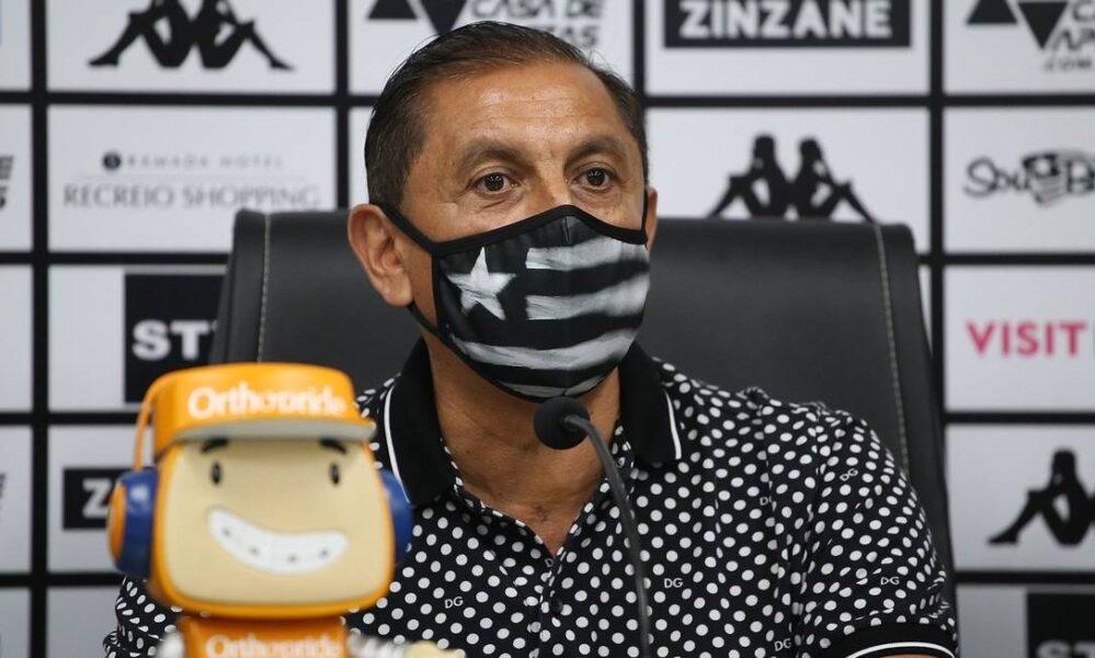 Por quadro de saúde, Botafogo anuncia demissão de Ramón Díaz; Barroca retorna ao clube