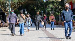 Curitiba registra maior número de casos ativos de coronavírus